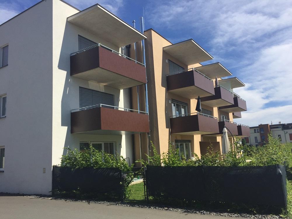 Neuwertige 2-Zimmer-Mietwohnung mit Terrasse und Garten in ...